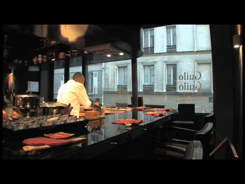 Guilo-Guilo - Les 50 Restaurants qui font Paris / World Food
