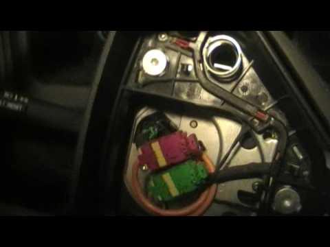 Вольво S 60 S 60 как снять подушку to remove airbag