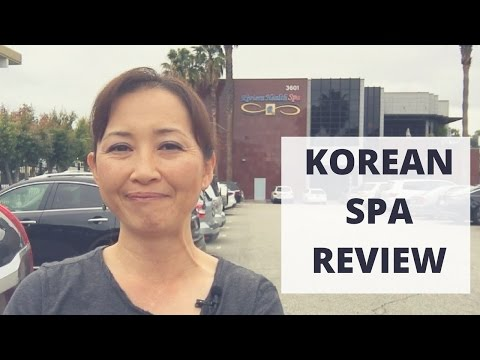 Korean Spa Review - Massage Monday #323