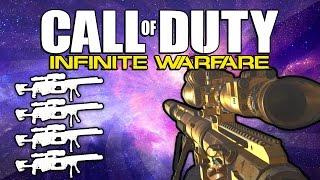 getlinkyoutube.com-Quad Feed with Every Gun! (Call of Duty: Infinite Warfare)