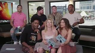 Arrow San Diego Comic con Q&A (FB) width=
