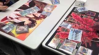 getlinkyoutube.com-第1回 DM町田CS 2014年12月20日 本戦決勝 エクス(5cキューブ)vsリレイ(デアリ墓地モルト)②