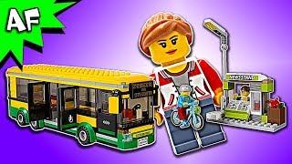 Lego City BUS STATION 60154 Speed Build
