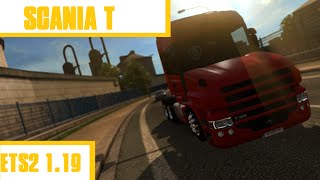 Scania T Ets2 1.19