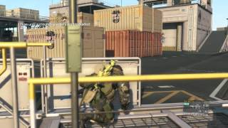 MGS5 FOB - No one deserves to see this happen infront of them.