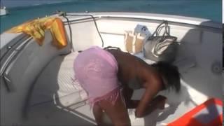getlinkyoutube.com-MY MAPOUKA ON A BOAT!!! LOL!!!!