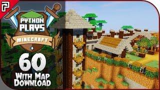 getlinkyoutube.com-Taiga Terraforming! Horse Stable! | Minecraft 1.11 PC | Python Plays Minecraft Survival [S2 - #60]