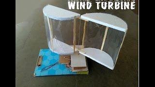 getlinkyoutube.com-How to make wind turbine - easy way