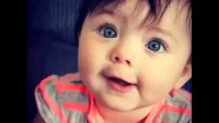 getlinkyoutube.com-Allahumma innee as-aluka.... Cute baby joking