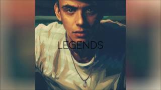 "getlinkyoutube.com-Logic Type Beat - ""Legends"" (Prod. Ill Instrumentals)"