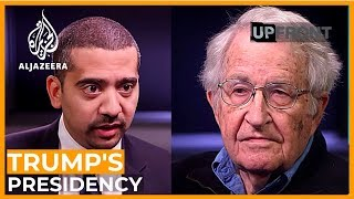 getlinkyoutube.com-Noam Chomsky on the new Trump era - UpFront special