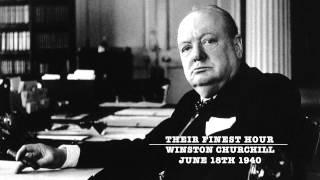 getlinkyoutube.com-Winston Churchill - Their Finest Hour Speech - Complete