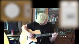 Country Roads - John Denver - Acoustic Guitar Lesson