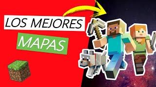 getlinkyoutube.com-TOP 5 - MEJORES MAPAS DE AVENTURAS | MINECRAFT PE 0.15.0
