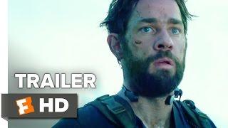 getlinkyoutube.com-13 Hours: The Secret Soldiers of Benghazi Official Trailer #2 (2016) - John Krasinski Thriller HD