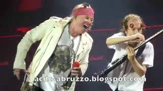 getlinkyoutube.com-AC/DC and AXL ROSE - HIGHWAY TO HELL - Düsseldorf 15 June 2016