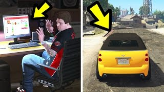 GTA 5 - Where Does Jimmy Drive To?