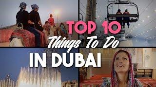 getlinkyoutube.com-Top 10 Things To Do In Dubai City