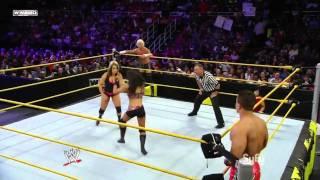 getlinkyoutube.com-WWE NXT - AJ & Primo vs Dolph Ziggler & Kaitlyn (September 14, 2010)