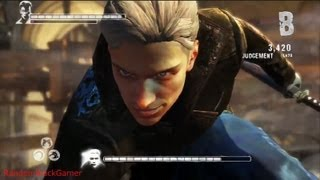getlinkyoutube.com-DmC - Devil May Cry - Dante vs. Vergil Final Battle