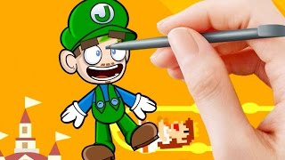 getlinkyoutube.com-Jacksepticeye Animated | Super Mario Maker