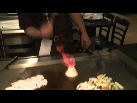 Michael Meunier - Master Teppan Chef since 1985 - Teppanyaki Style Cuisine @ it's best!!!