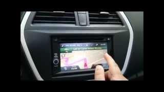 getlinkyoutube.com-Suzuki SX4 S-Cross: System und Navigation