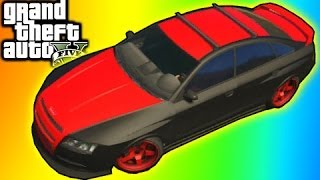 getlinkyoutube.com-GTA 5 Online - Rare Car Obey Tailgater Location (Michael's Car) GTA V Tips & Tricks