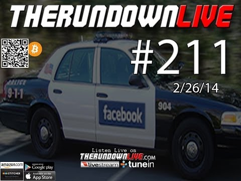 The Rundown Live #211 Open Lines (New Planets,Anti-Gay Distraction,Police State)