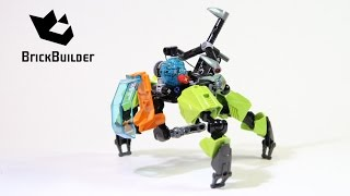 getlinkyoutube.com-Lego Hero Factory 44027 BREEZ Flea Machine - Speed Build