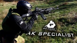 getlinkyoutube.com-AK Specialist | Tactical Shooting Drill - M70ab2 & P226