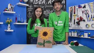 String Art-3Dprinter-ebike-DIY Cardboard Game||Idea Astra E03 || आइडिया अस्त्र भाग ३  ||