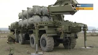 getlinkyoutube.com-Russian Soldiers Deploy Coastal Missile System