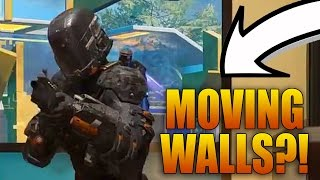 getlinkyoutube.com-Moving Wall Puzzle in the Center of Nuketown?! (Black Ops 3 Nuk3town Info)