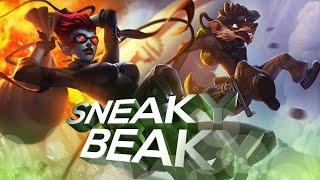 Sneaky beaky Montage