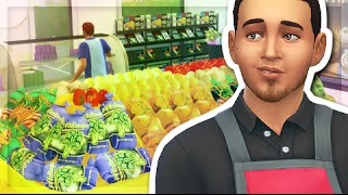 getlinkyoutube.com-The Sims 4 | Grocery Mod | Review/Overview