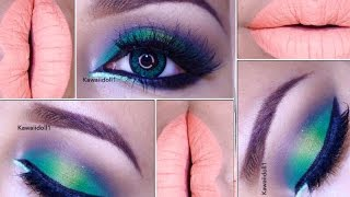 getlinkyoutube.com-Tutorial De Maquillaje: Look Para St. Patricks - JuanCarlos960