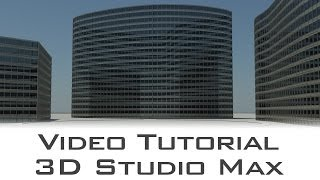getlinkyoutube.com-Tutorial - Autodesk 3Ds Max - Using RailClone 2.0 to Create Office Skyscrapers