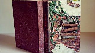 getlinkyoutube.com-Polymer Clay Journal - Abandoned House