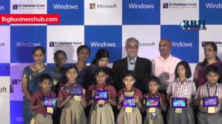 Microsoft and Digital Learning and Skills Development in India