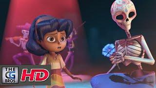 "getlinkyoutube.com-CGI Animated Shorts: ""Dia De Los Muertos"" - by Whoo Kazoo"