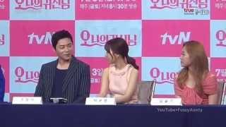 getlinkyoutube.com-Jo Jung Suk & Park Bo Young | TopETN, 20-Aug-2015