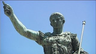 Vacaciones en Roma 2014: emperador César Augusto & Cinecittà World