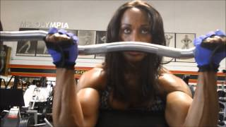 getlinkyoutube.com-A Girl with Big Biceps