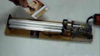 Ламинатор своими руками из принтера