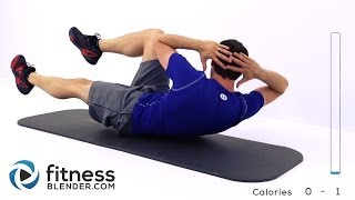 getlinkyoutube.com-Quick Abs and Obliques Workout Video -  At Home Abs Workout