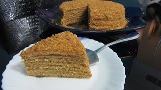 getlinkyoutube.com-كيكة العسل الروسية ( Honey cake )