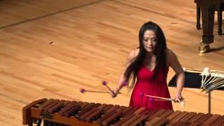 "getlinkyoutube.com-Marimba Concerto No.3""Notre Dame de Paris"" for Six Mallets Marimba Soloist & Wind Orchestra"