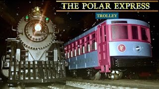 getlinkyoutube.com-The Polar Express Trolley - (Unboxing/Review)