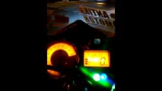 Top Speed Satria Fu Lone Rider - New